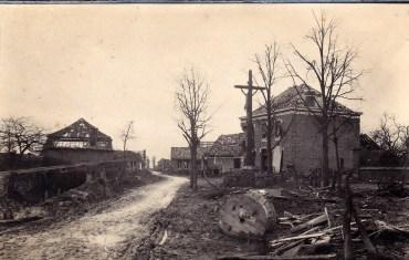 Neuve-Chapelle et son calvaire pendant la Guerre
