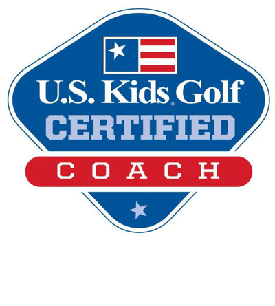 US Kids Certified Golf Coach