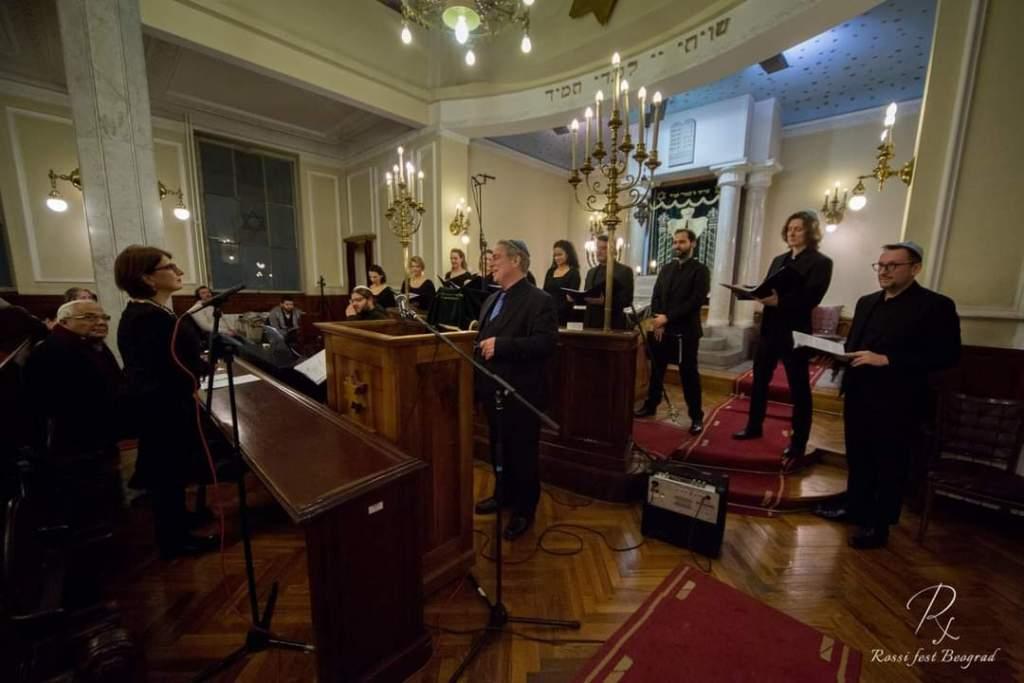 Koncert sinagogalnoga ansambla iz Berlina