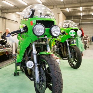 Les stands des bikers classics 2014. Photos par www.rossifumi46.fr