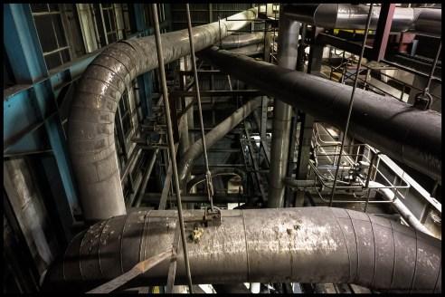 Le powerplant XL. Infiltration dans une centrale en sommeil.