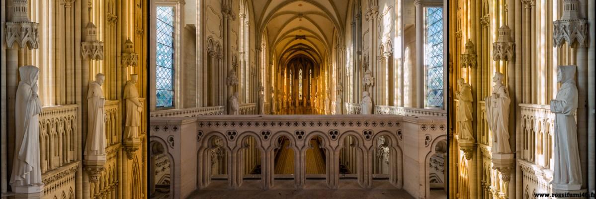 La Chapelle aux deux visages - 360°
