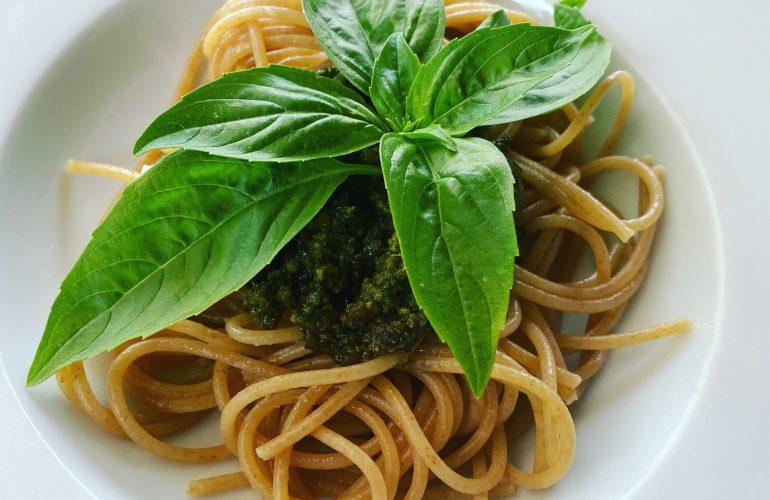 www.rossiinteriors.com Spagetthi Pesto