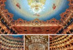 Teatro La Fenice in Venice, Italy - The Opera House with the Phoenix Factor - www.rossiwrites.com