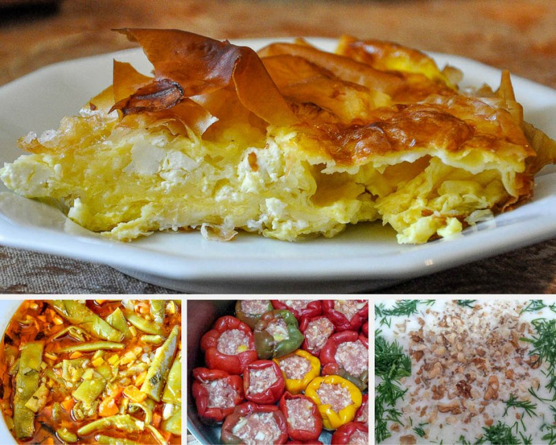 Bulgarian Food - Ten Traditional Dishes You Must Try in Bulgaria - www.rossiwrites.com