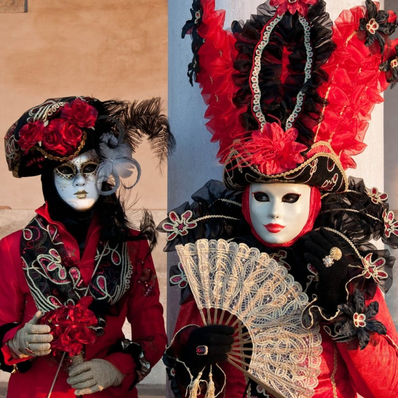 10 Facts about Venetian Masks - History, Traditions, and Meaning - rossiwrites.com