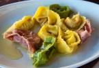Handmade tortellini - Borghetto sul Mincio, Italy - www.rossiwrites.com