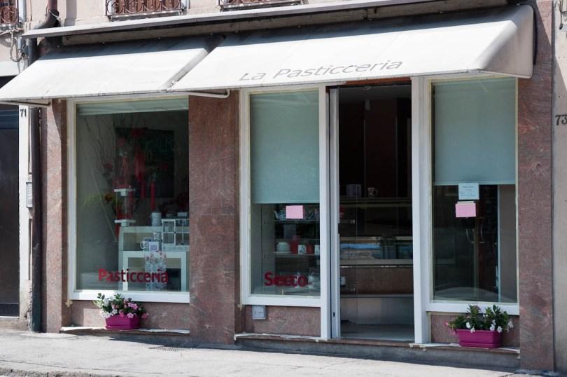 Pasticceria Secco, Vicenza, Italy - www.rossiwrites.com