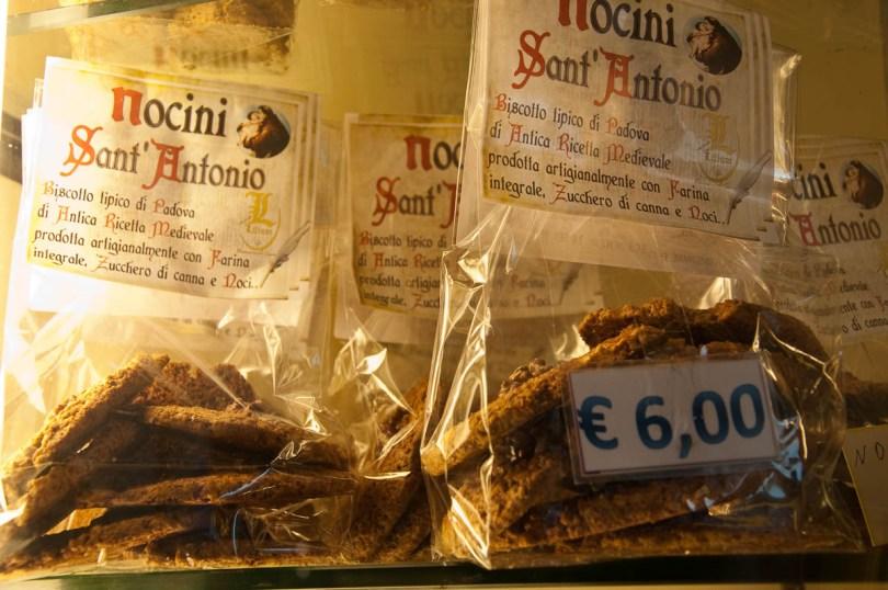 Nocini Sant' Antonio, Padua, Veneto, Italy - www.rossiwrites.com