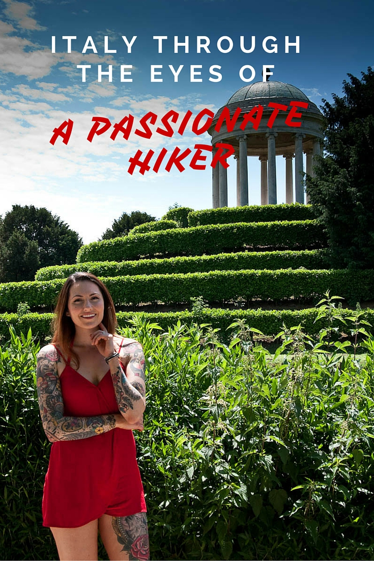 Pin Me - Italy Through the eyes of a passionate hiker - www.rossiwrites.com