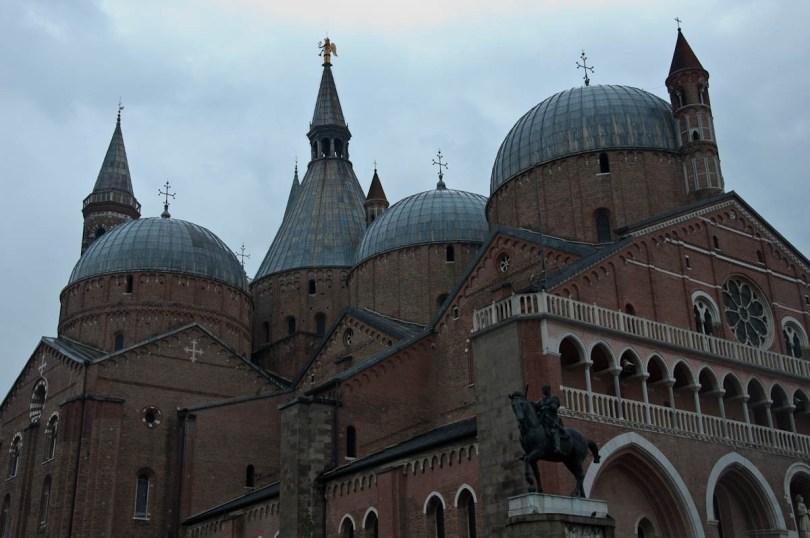 St. Anthony's Basilica, Padua, Veneto, Italy - www.rossiwrites.com
