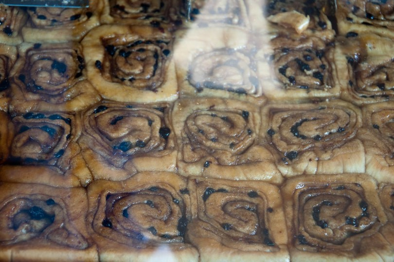 Chelsea Buns, Cambridge, England - www.rossiwrites.com