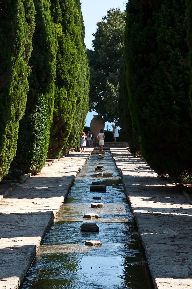 The Botanical Garden, Balchik, Bulgaria - www.rossiwrites.com