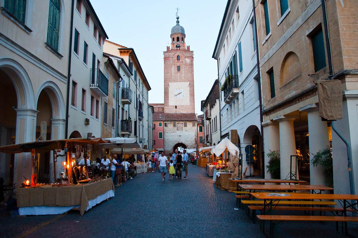 The Medieval Fair in Castelfranco Veneto - The Real Italy