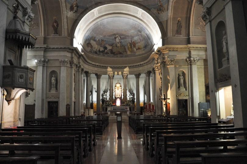 The Cathedral, Bardolino, Lake Garda, Italy