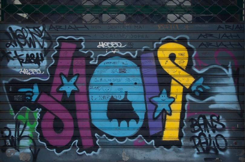 Grafitti - Padua, Italy - www.rossiwrites.com