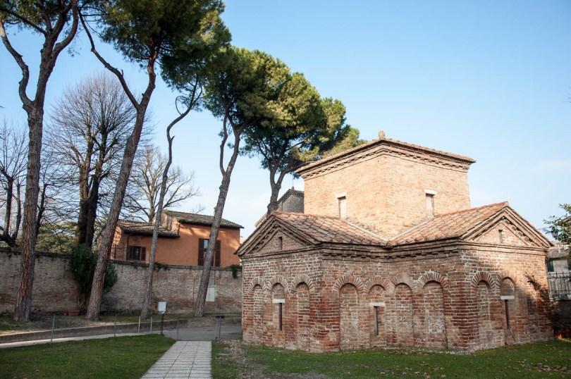 Mausoleum of Galla Placidia - Ravenna, Emilia Romagna, Italy - www.rossiwrites.com
