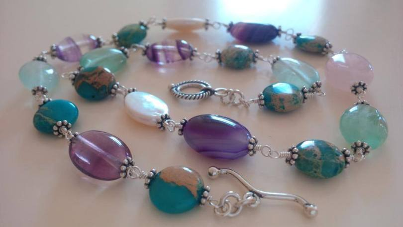 Rossi Writes' handmade jewellery - www.rossiwrites.com