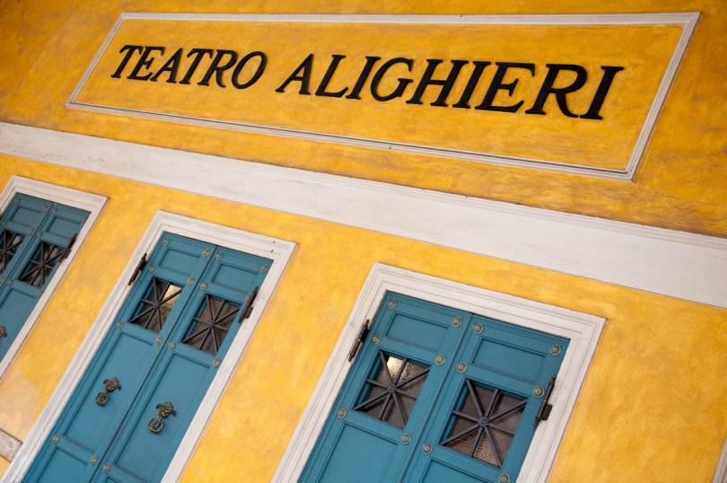 Teatro Alighieri - Ravenna, Emilia Romagna, Italy - www.rossiwrites.com