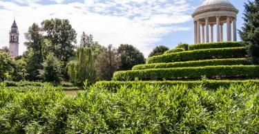 Parco Querini - Vicenza, Veneto, Italy - www.rossiwrites.com