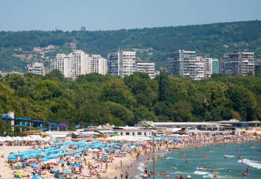 Varna and its beaches - Varna, Bulgaria - www.rossiwrites.com