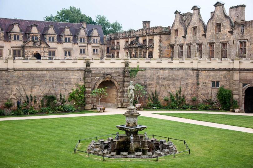 Bolsover Castle - Derbyshire, England, UK - www.rossiwrites.com