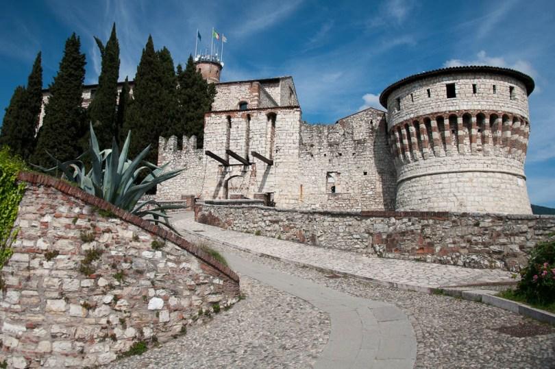 Brescia Castle - Brescia, Lombardy, Italy - www.rossiwrites.com