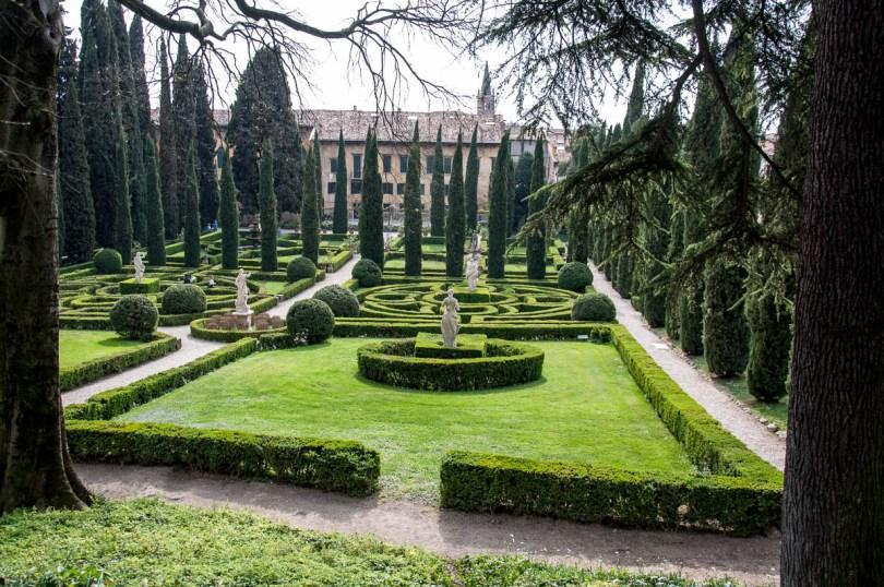 Giardino dei Giusti - Verona, Veneto, Italy - www.rossiwrites.com