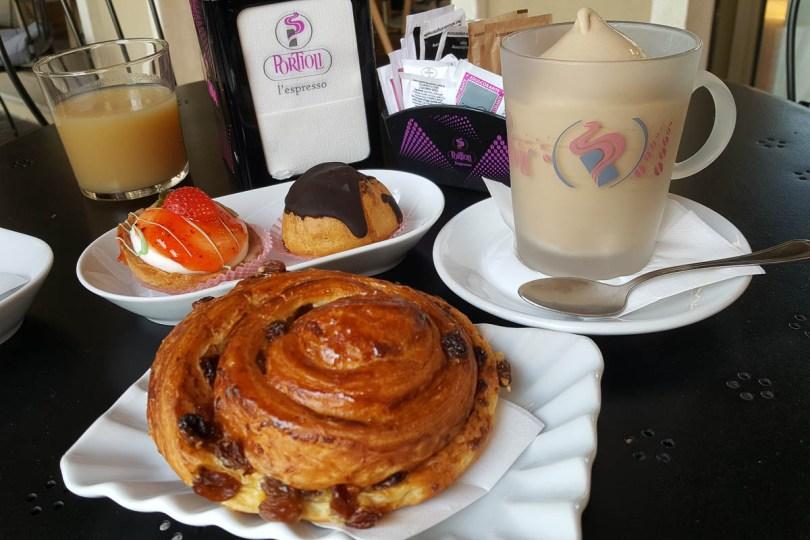 My Italian breakfast - Vicenza, Veneto, Italy - www.rossiwrites.com