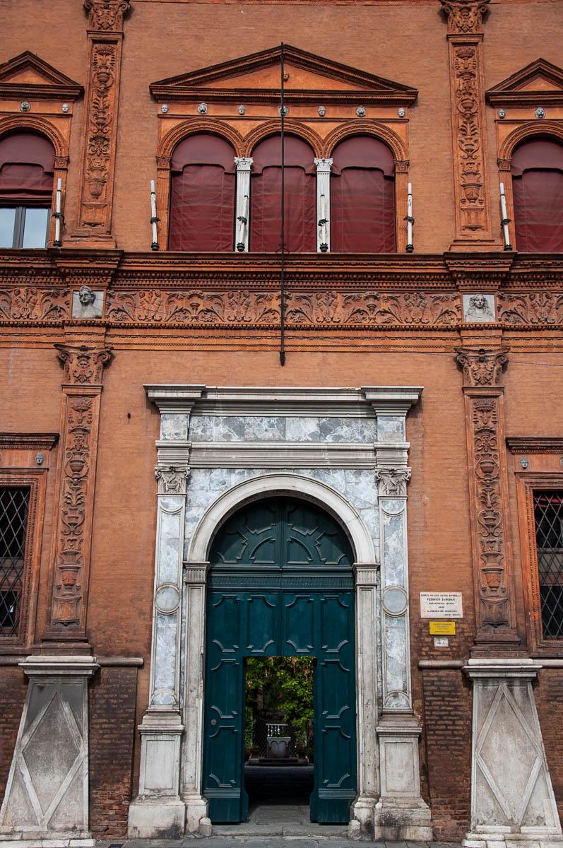Natural History Museum - Ferrara, Emilia-Romagna, Italy - www.rossiwrites.com