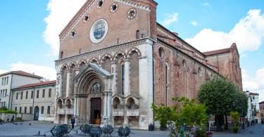 San Lorenzo Church - Vicenza, Veneto, Italy - www.rossiwrites.com