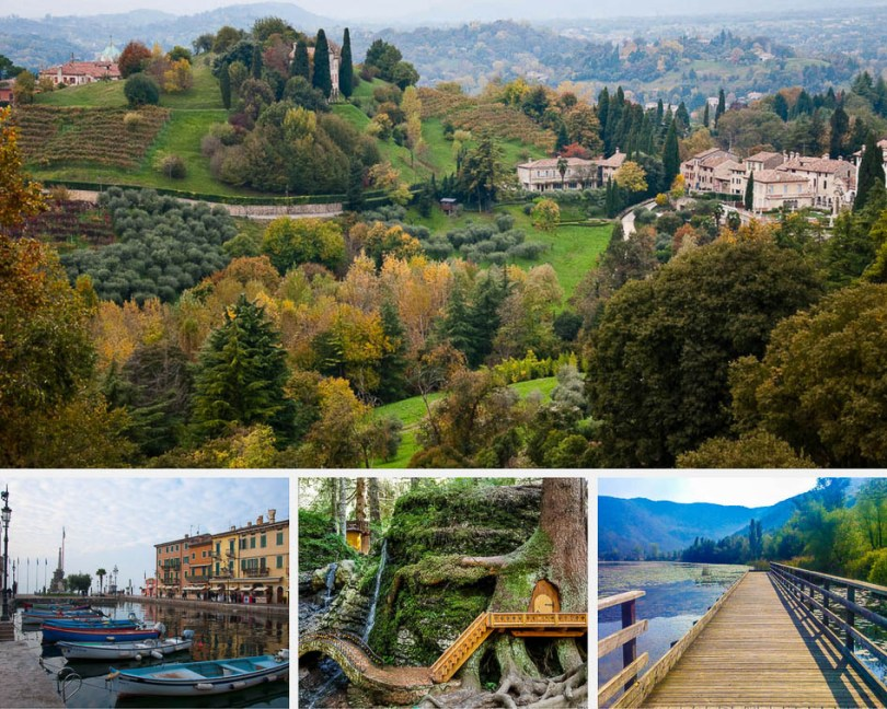 20 Family-Friendly Walks and Hikes Up to An Hour and a Half from Vicenza - First Part - www.rossiwrites.com