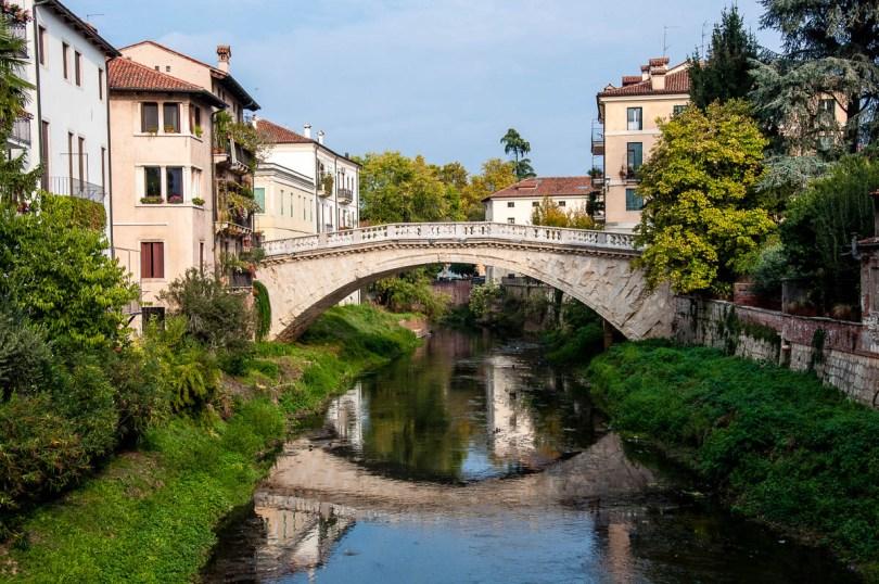 San Michele bridge - Vicenza, Veneto, Italy - www.rossiwrites.com