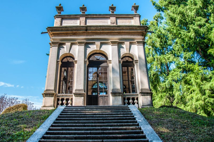 Coffee House - Villa Pisani, Stra, Veneto, Italy - www.rossiwrites.com