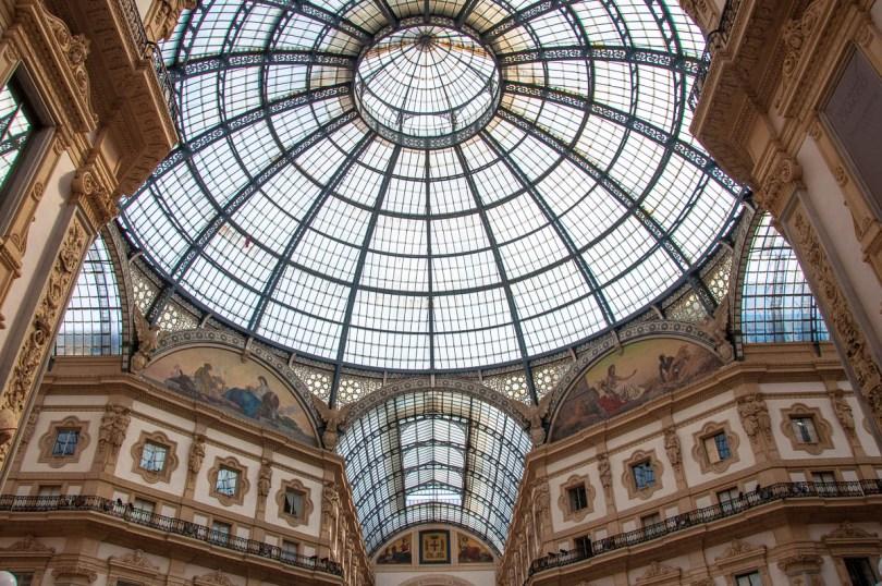 Galleria Vittorio Emanuele II - Milan, Italy - www.rossiwrites.com