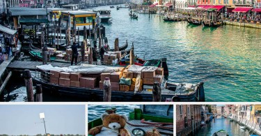 Venice, Italy - 15 Weird and Wonderful Types of Boats You Can Only See in La Serenissima - Venice, Italy - www.rossiwrites.com