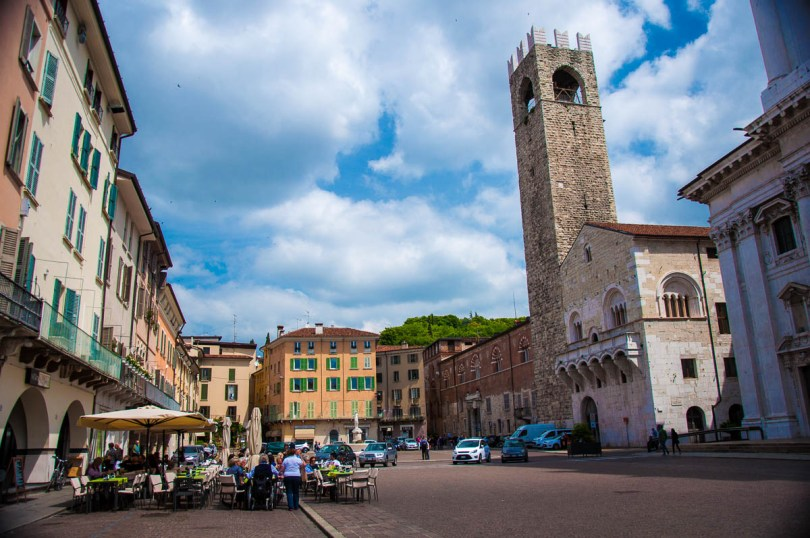 Brescia, Lombardy, Italy - www.rossiwrites.com
