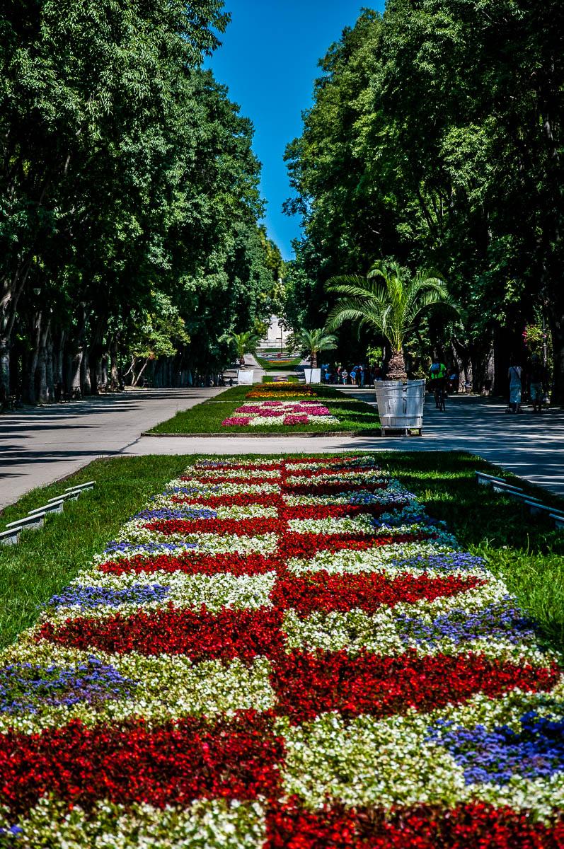 The Sea Garden - Varna, Bulgaria - rossiwrites.com
