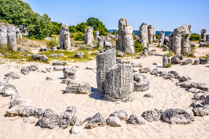 The Stone Forest - Pobiti Kamani - Varna, Bulgaria - rossiwrites.com