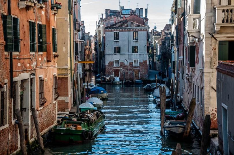 A view of Cannaregio - Venice, Veneto, Italy - www.rossiwrites.com