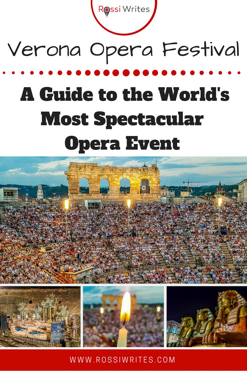 Find first-hand information about Verona Opera Festival. Tickets at the cheapest prices, seating plan, dress code, getting to Arena di Verona. Full details. #italy #art