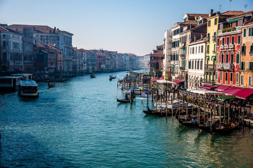 Grand Canal - Venice, Italy - www.rossiwrites.com