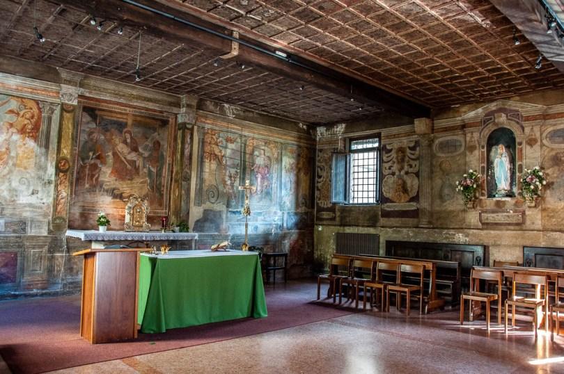 Oratorio di Boccalotti - Vicenza, Italy - www.rossiwrites.com