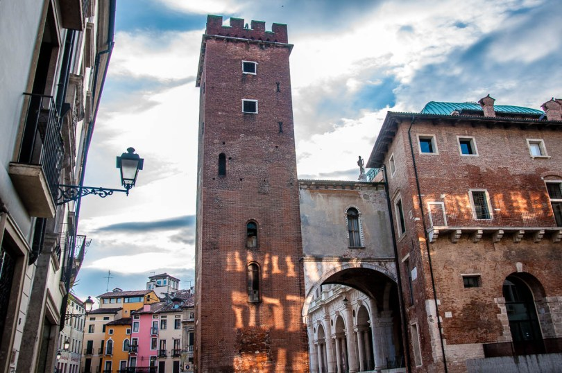 The Tower of Torment - Vicenza, Italy - www.rossiwrites.com