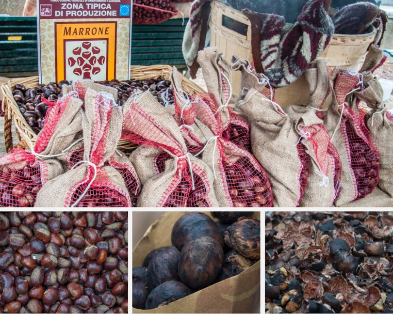 Castagnata - Italy's Roasted Chestnuts Festivals - www.rossiwrites.com