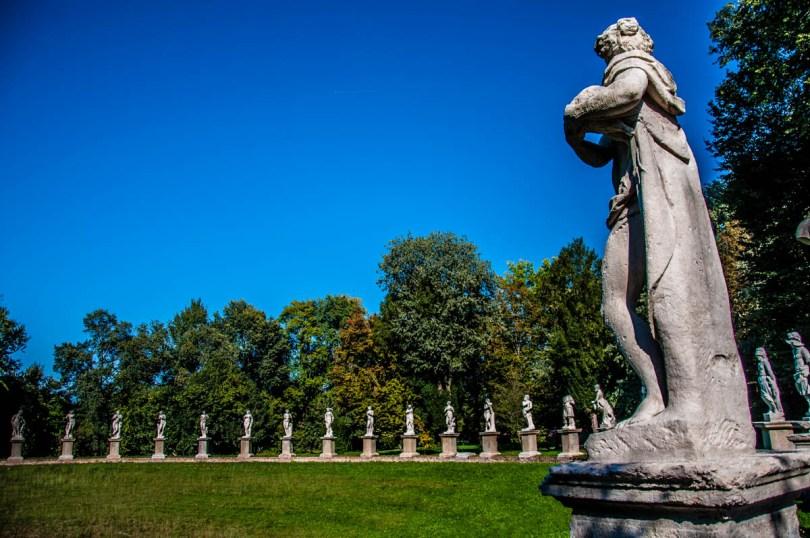 Historic Park of Villa Bolasco - Castelfranco Veneto, Italy - www.rossiwrites.com