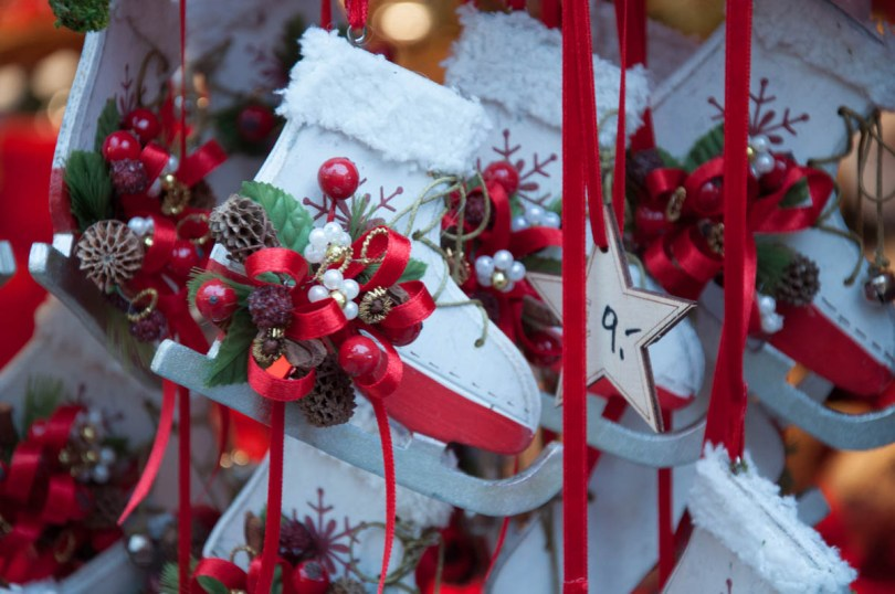 Christmas skates - Christmas Market - Verona, Italy - rossiwrites.com