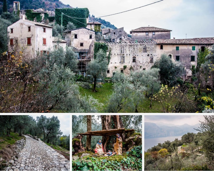 Campo di Brenzone - An Unforgettable Day Trip to a Medieval Village in the Hills Above Lake Garda, Italy - www.rossiwrites.com