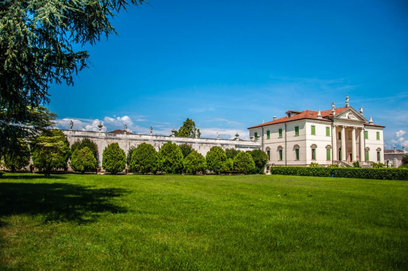 Villa Cordellina Lombardi - Montecchio Maggiore, Veneto, Italy - www.rossiwrites.com