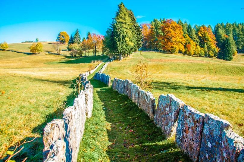 Hiking trail Excalibur - Tonezza del Cimone, Veneto, Italy - www.rossiwrites.com